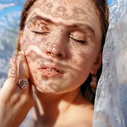 Hypnose für Frau
